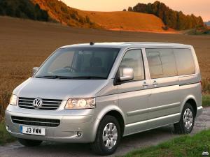 Немного о Volkswagen Caravelle
