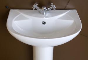 Немного о канализации, умывальнике, ванне