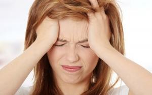 Вас мучает мигрень?