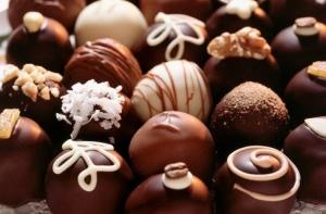 В Нью-Йорке прошло шоколадное шоу