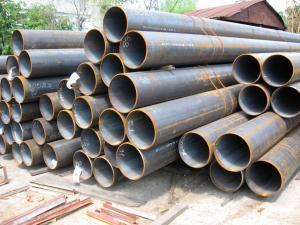 Применение стальных труб