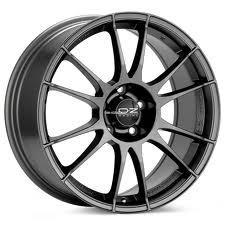 OZ Racing: литые диски