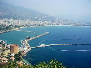 Курорты Турции не теряют своих поклонников