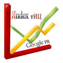 Проверка ТИЦ и PR - контроль продвижения сайта