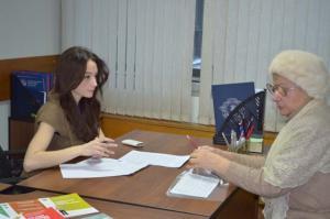 В Запорожье организовали бесплатные правовые консультации для льготников