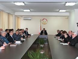 Глава Министерства здравохранения Южной Осетии рассказал журналистам о планах на 2013 год