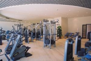 В Мяделе открылся современный спортивный комплекс