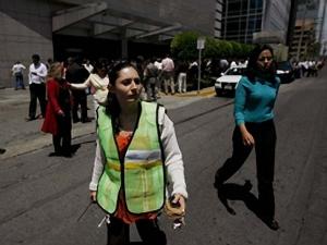Мексика - новое землетрясение, новые жертвы