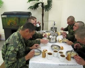 Благоустройство армии
