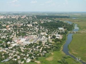 История города Столин