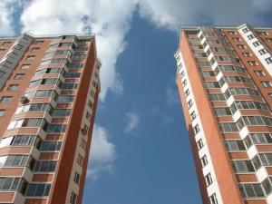 Постройка нового жилья сокращается