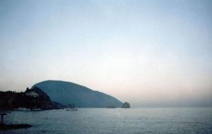 Замечательный отдых в Гурзуфе на побережье ласкового Черного моря