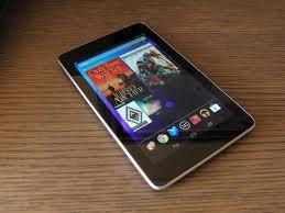 Немного о планшетном компьютере Google Nexus 7