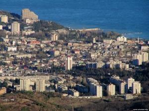 Алушта южный город с курортной историей