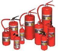 Немного об огнетушителях
