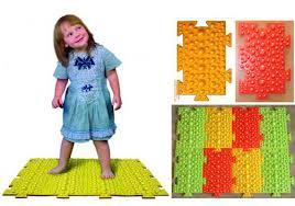 Детский массажный коврик К-810