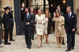 Свадьба герцога Люксембурга принца Гийома заберет из казны 350 тыс. евро