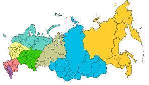 Сколько в России Федеральных округов?
