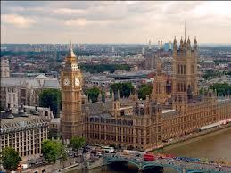 Лондон – сердце Великобритании