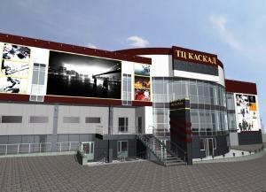 Новый торгово-офисный центр в Иваново «Время перемен»