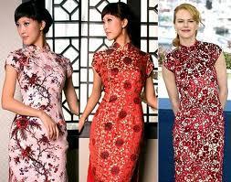 Снова в моде китайские платья