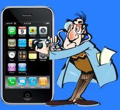 Причины поломки сотовых телефонов