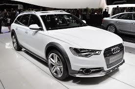 Audi A6 Allroad – диковинный автомобиль
