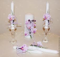 Свечи – это очень красивый и незаменимый атрибут на свадьбе