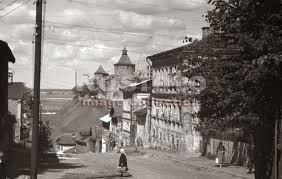 Город Горький - сегодняшний Нижний Новгород