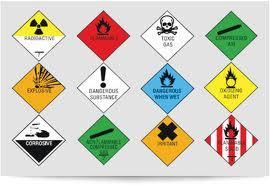 Классы опасности грузов