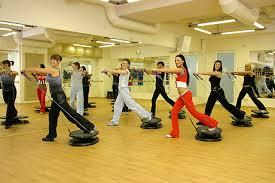 Фитнес клуб – место, где заряжаются здоровьем