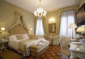 В Венеции можно воочию увидеть разные архитектурные стили