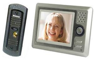Видеодомофоны – дополнительная безопасность дома и офиса