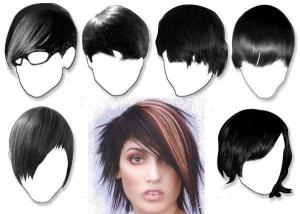 А вы умеете делать из своих волос шедевр?