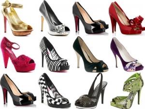 Женская обувь может выдать тайны милых дам