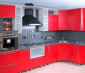 Немного о кухонных гарнитурах