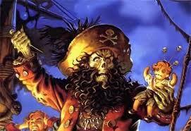 Духи Пиратов – игровой автомат с приключениями