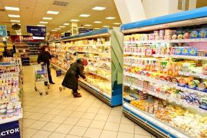 Расширение торговых площадей в магазинах Вилейского района
