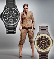 Женские часы Fossil - лучший подарок любимой