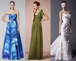 Красота вечерних платьев