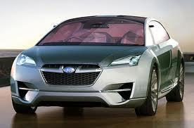 Японский автоконцерн Subaru начнет выпускать первую гибридную модель