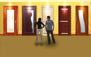 Выбирайте дверь правильно