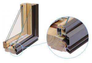 Какие окна выбрать: алюмо-деревянные или дерево-алюминиевые?
