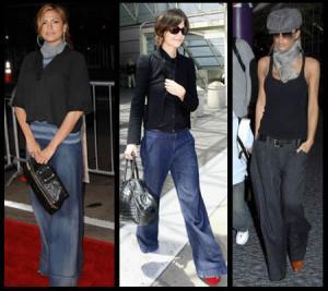 Какие брюки сейчас в моде?