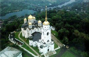 Достопримечательности города Владимира