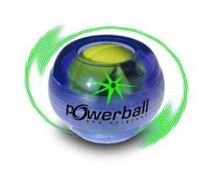 Powerball - игрушка или тренажер?