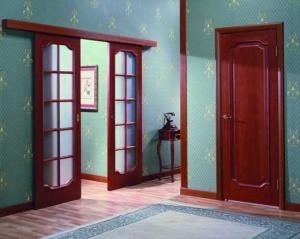 Двери и интерьер