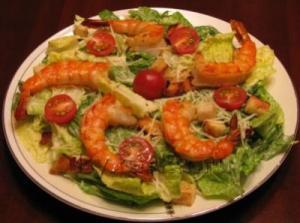 Где найти рецепты салатов?