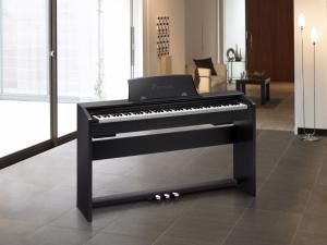 Цифровое пианино - удобно и компактно