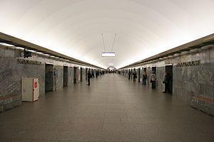 Немного о питерском метро
